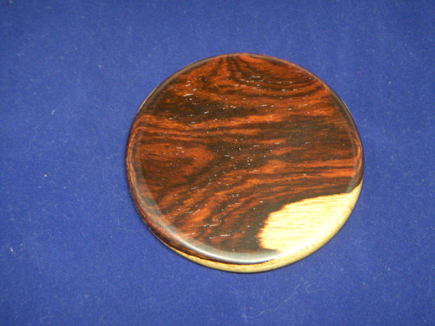 Pocket Mirror, Mirror, Compact Purse Mirror, Make Up Mirror, bridesmaid gift, birthday Christmas Gift, Valentine day, Myrtle Wood