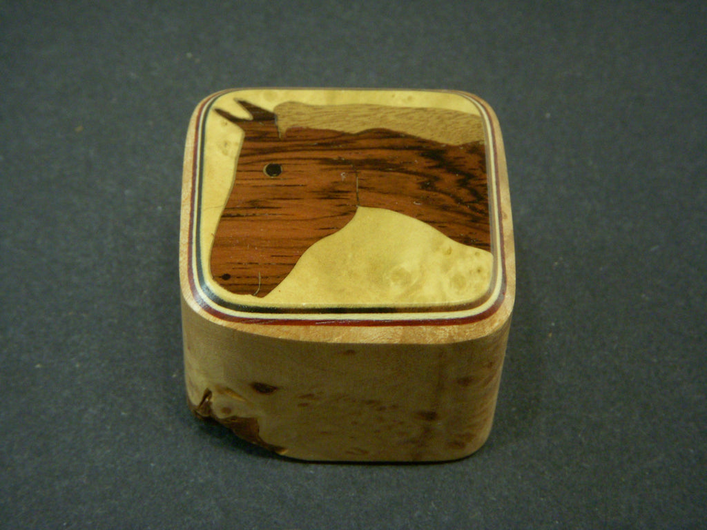 Paperweight, Office Paperweight, Office Supply, Wood Paperweight, Inlay Handmade in USA 6
