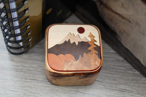 Paper weight,Paperweight, Corporate Gift,  office Paperweight, Gift for colleague, Mountain