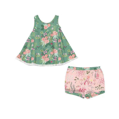 Green Garden Lazy Day Set