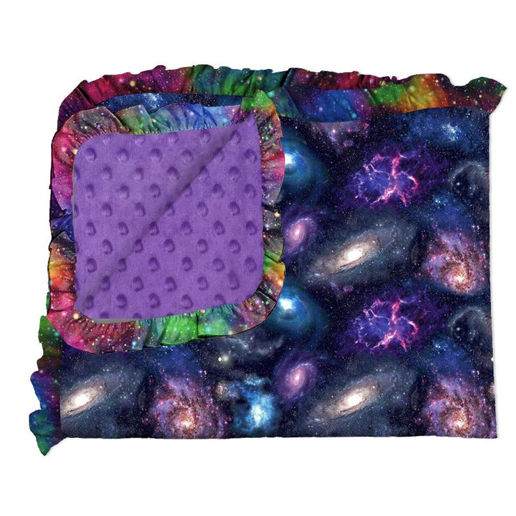 My own Galaxy Blanket