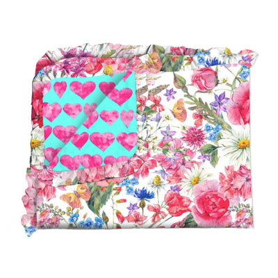 Love and Wildflowers Blanket