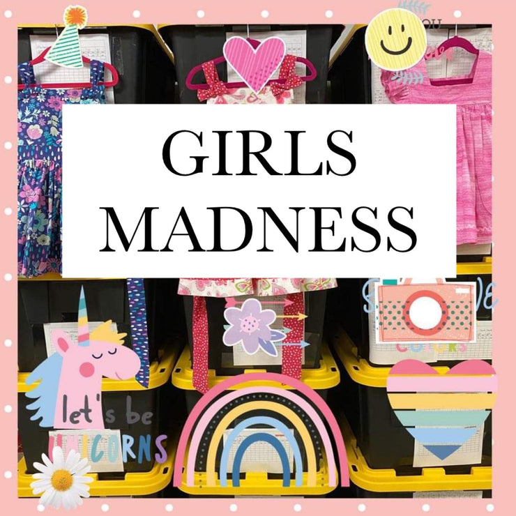 Girls Spring Madness (Ready to ship)