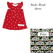 Grogu and SW Pearl Dress