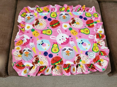 Doll Size Squishy Blanket
