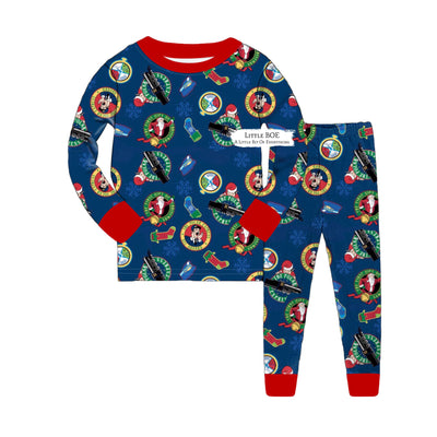 Polar Express PJ Set (Kids/Unisex)