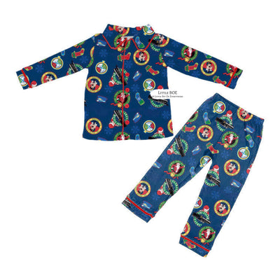 Polar Express PJ Set