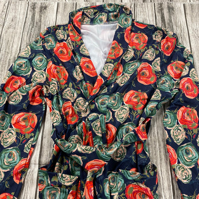 Evening Blooms Women Robe (Ready to Ship)