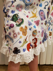 Never Grow Up Lazy day Tunic (Tunic Only) (Ready to Ship)