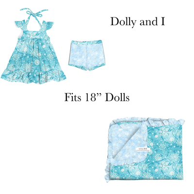 Ice Queen Dolly Set