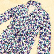 Purple Garden Robe (Ready to ship and extras)