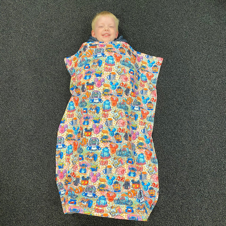 Surprise Happy Days blanket-RTS