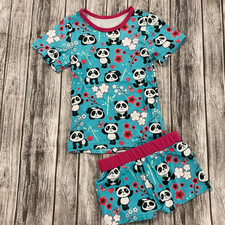 My Panda Pj Set  (Ready to Ship)