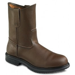 RED WING MEN'S 9-INCH PULL-ON BROWN