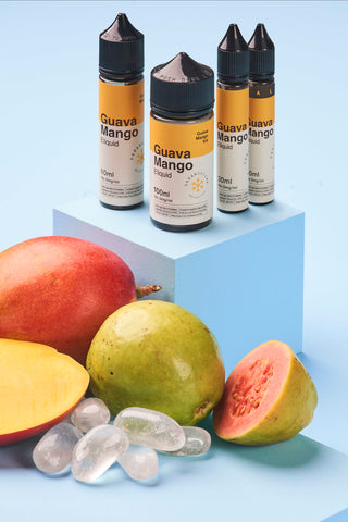 E-Liquid Guava Mango Ice | Dream Collab E-Liquids
