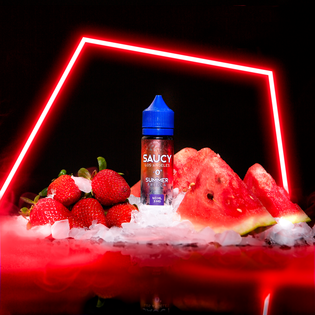 E-Liquid Summer Fresca | Saucy