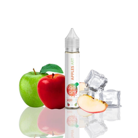 E-Liquid Apples Art Ice | LQD Art