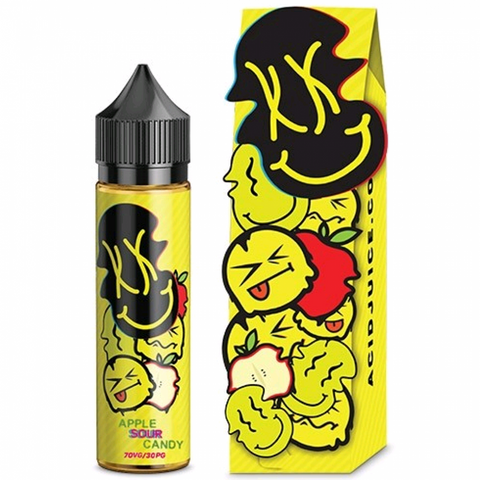 E-Liquid Acid Apple Sour | Nasty Juice
