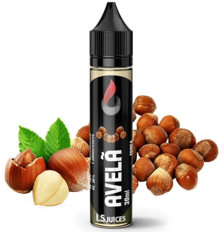 E-Liquid Avelã | LS Juices