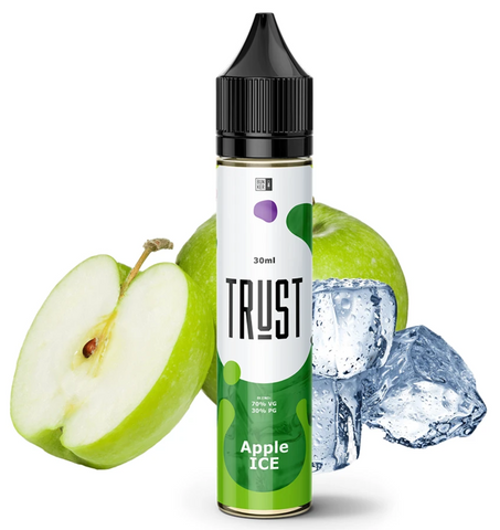 E-Liquid Apple Ice | Trust Juices