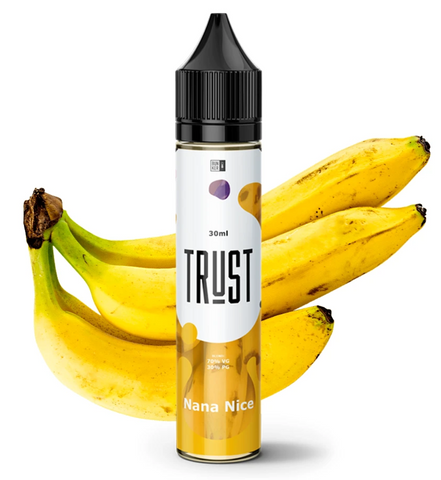 E-Liquid Nana Nice | Trust Juices