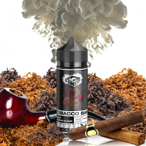 E-Liquid Black Oldman Elixir | B-Side