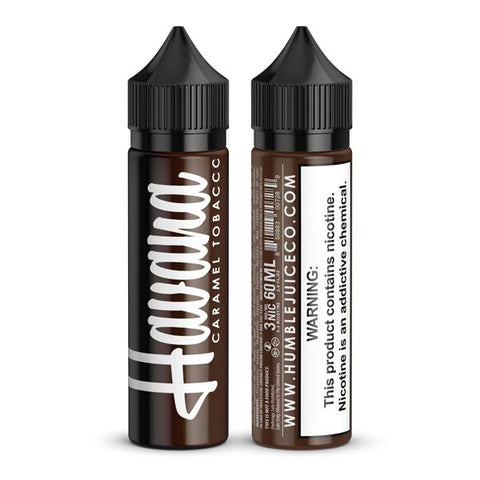 E-Liquid Caramel Tobacco | Humble