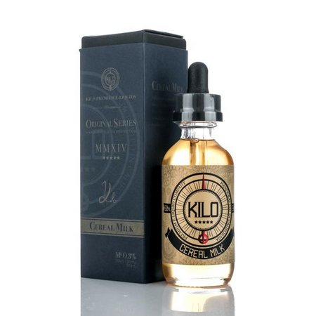 E-Liquid Cereal Milk | Kilo