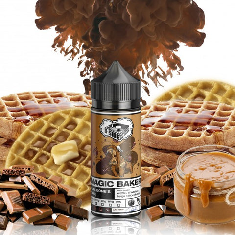 E-Liquid Corleone's Cake | B-Side