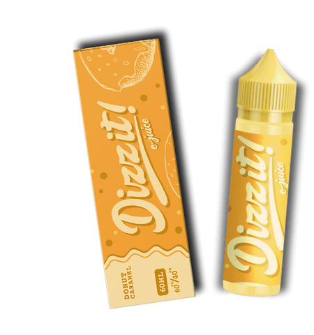 E-Liquid Donut Caramel | Dizz It