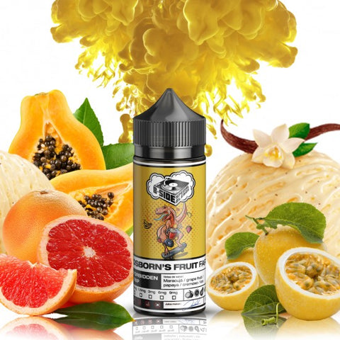 E-Liquid Forbidden Trip | B-Side