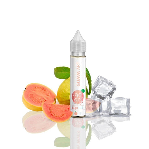 E-Liquid Guava Art Ice | LQD Art