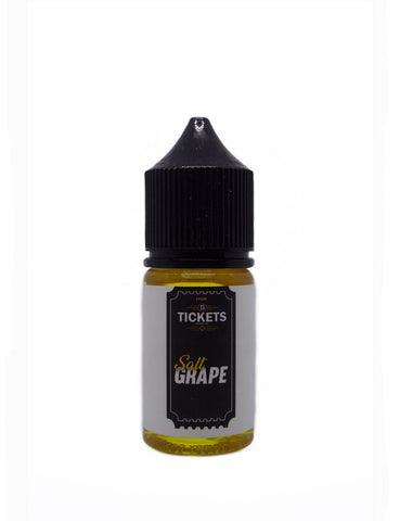 E-Liquid Nic Salt Grape Fruity | Tickets