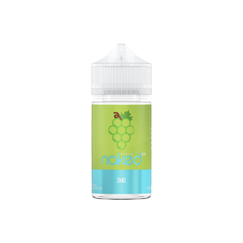 E-Liquid Basic Grape Ice | Naked