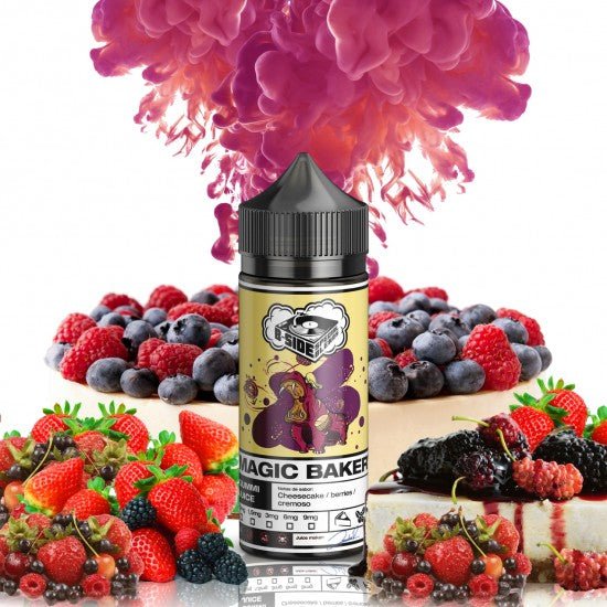 E-Liquid Gummi Juice | B-Side