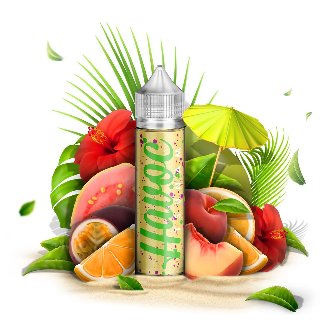 E-liquid Havoc Tsunami 60ml | Humble