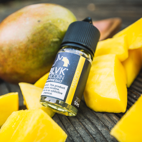 E-Liquid Mango Salt | BLVK