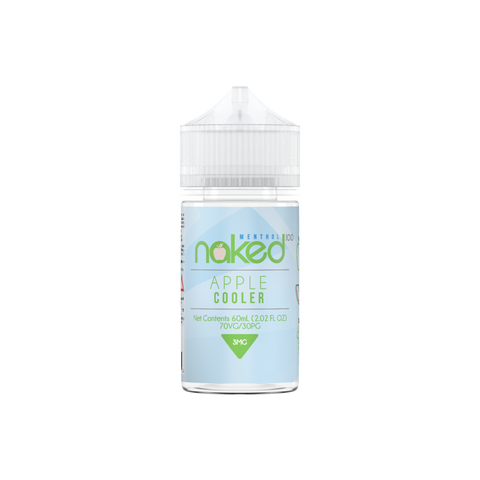 E-Liquid Apple Cooler | Naked