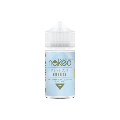 E-Liquid Polar Breeze | Naked