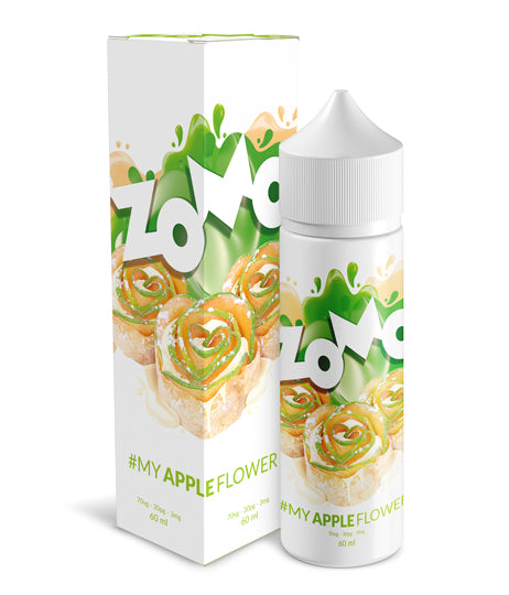 E-Liquid My Apple Flower | Zomo