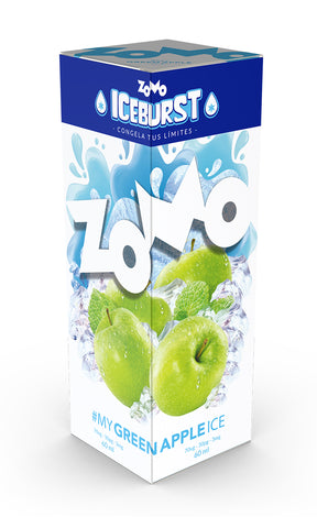 E-Liquid My Green Apple Ice | Zomo