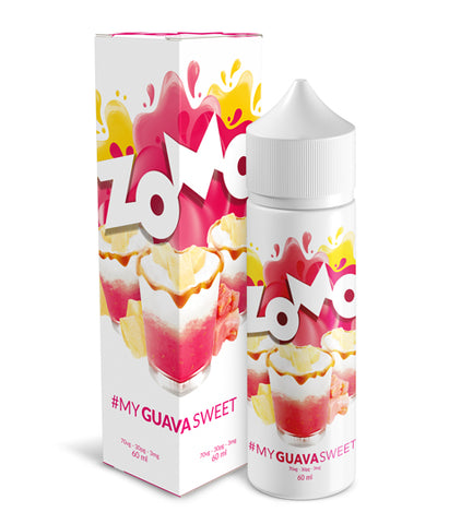E-Liquid My Guava Sweet | Zomo