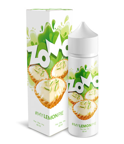 E-Liquid My Lemon Pie | Zomo