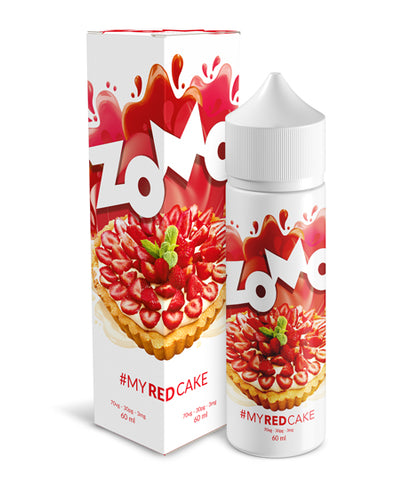 E-Liquid My Red Cake | Zomo