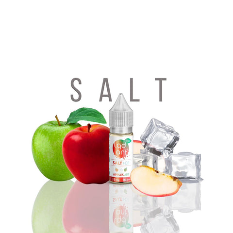 E-Liquid Nic Salt Apples Art | LQD Art
