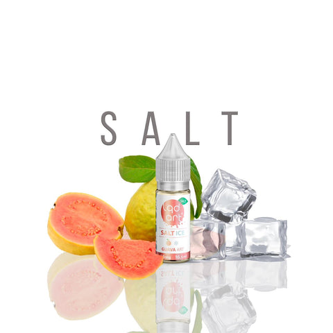 E-Liquid Nic Salt Guava Art Ice | LQD Art