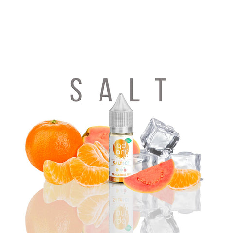 E-Liquid Nic Salt Tangerine Ice | LQD Art