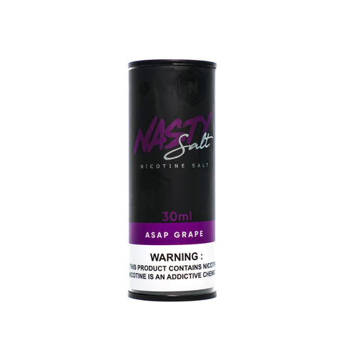 E-liquid Asap Grape Salt Reborn | Nasty Juice