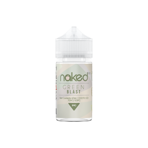 E-Liquid Green Blast (60ml) | Naked