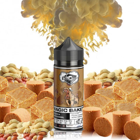 E-Liquid Paçoca Artesanal | B-Side